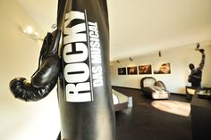 """Musicalzimmer im """"Rocky"""" Design / The Musical room  in the """"Rocky"""" design"""