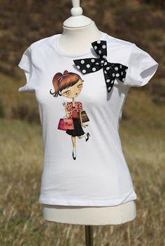 De Tacones y Bolsos: II proyecto camisetas solidarias by Le coquette