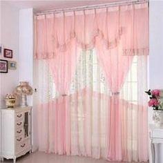 Pink Ruffle Lace