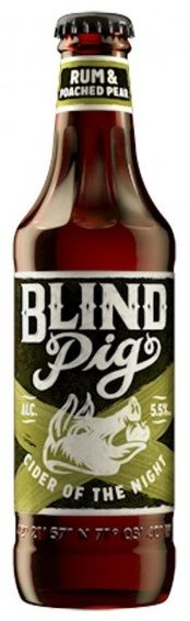 Blind Pig Rum & Poached Pear