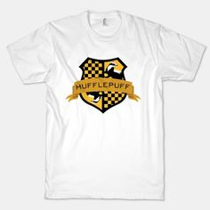 Hufflepuff | T-Shirts, Tank Tops, Sweatshirts and Hoodies | HUMAN