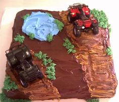 this would be such a great cake for Zach!