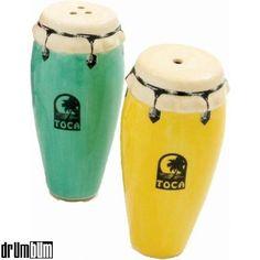 bongo drums!