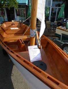 Goat Island Skiff from Indicott Woodworks