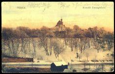 Płock - Fotogaleria miasta Płocka - XIX w. - 1939 r./Kościół ewangielicki