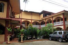 hotel domilocos exterior   - Costa Rica