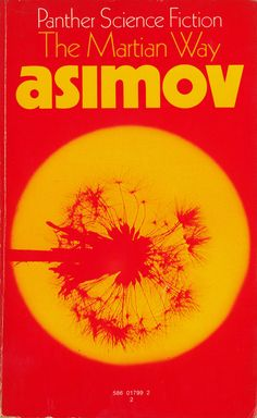The Martian Way, book cover