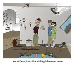 Viking infestation copy