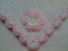 copertine di lana per neonati all'uncinetto - Cerca con Google