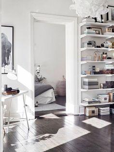 Hur kan man inreda liten lägenhet större ? Här får ni de bästa tipsen på nätet hur ni enkelt och billigt kan få er lilla lägenhet att se stor och glammig ut