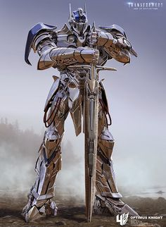 Image result for knight optimus prime