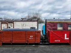 Rolling Stock of Yesteryear by Dave Carter · 365 Project