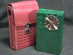 Pocket transistor