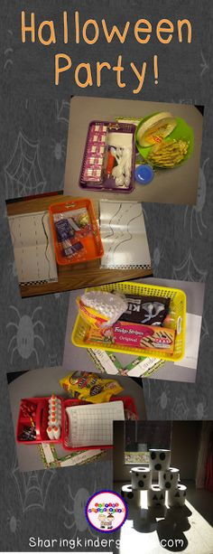 Pictures and ideas for a FUN Halloween party
