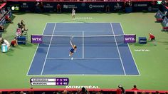 A Radwanska wins 2014 #WTA Shot of the Year with this backhand overhead! VIDEO--> http://wtatenn.is/D1H1Hb  #tennis