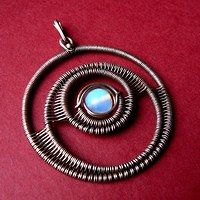 Fantastic circle pendant! Goods Dealer DrievkaRKa / Goods | Fler.cz