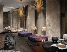 W SOUTH BEACH_Les plus beaux HOTELS DESIGN du monde