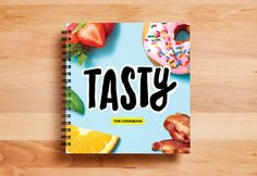 Cooking is personal, and so is the Tasty cookbook. Printed just for you, with seven of your favorite recipe themes & a personalized dedication page.