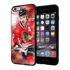 "Chicago Blackhawks NHL, Corey Crawford #1321 iPhone 6 Plus (5.5"") I6+ Case Protection Scratch Proof Soft Case Cover Protector SURIYAN http://www.amazon.com/dp/B00X61BRU2/ref=cm_sw_r_pi_dp_kajwvb07M03HH"