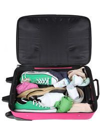 Air Travel Packing Tips at WomansDay.com - Tips for Packing Luggage - Woman's Day