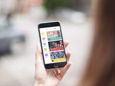 Pocket: Mobile UI Design: Basic Types ofScreens.
