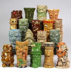 Tiki Farm's New Line of Limited Edition Tiki Mugs!http://www.retroplanet.com/blog/retroplanet-products/limited-edition-tiki-mugs/
