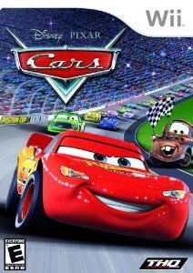 Wii game Cars.