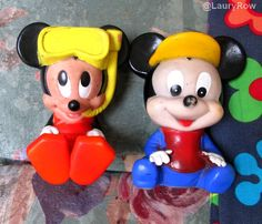 MES MICKEY POUETS  Viens ici ::  https://www.facebook.com/pages/Disneycollecbell/603653689716325  photos par moi @LauryRow.