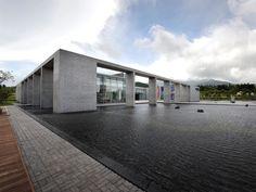 Gallery of Jeju Provincial Art Museum / Gansam Architects & Associates - 1