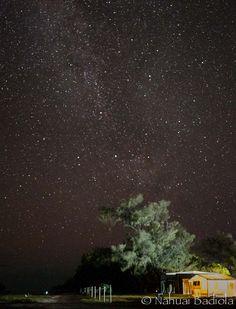 Via Láctea en Lady Elliot Island