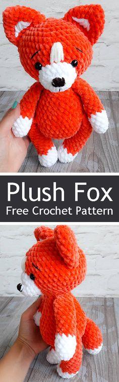 PDF Plush Fox. FREE amigurumi crochet pattern. Бесплатный мастер-класс, схема и описание для вязания игрушки амигуруми крючком. Вяжем игрушки своими руками! Лиса, лисица, плюшевая лисичка, зефирный лисёнок, fox. #амигуруми #amigurumi #amigurumidoll #amigurumipattern #freepattern #freecrochetpatterns #crochetpattern #crochetdoll #crochettutorial #patternsforcrochet #вязание #вязаниекрючком #handmadedoll #рукоделие #ручнаяработа #pattern #tutorial #häkeln #amigurumis