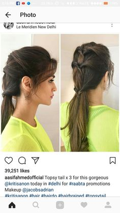 50 Best Indian Hairstyles You Must Try In 2018 | Indian hairstyles ...
