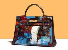 Vintage Hermès bag, Artcurial auctions