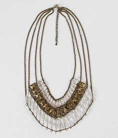 BKE Layered Statement Necklace
