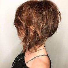 Short Edgy Bob Haircuts
