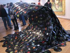 Vinyl Record Wave