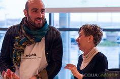 La cucina sana e divertente di Marco Orsini ed Elisabetta Arcari #elisabettaarcari #magimix #mastrad #cucinasana #marcoorsini #daltoscano