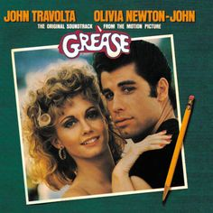 Grease Soundtrack - You`re The One That I Want Lyrics. Grease Soundtrack Miscellaneous You're The One That I Want Performed by John Travolta and Olivia Newton John I got chills they're multipl Olivia Newton John, John Travolta, Lp Vinyl, Vinyl Records, Soundtrack Music, Musical Grease, Grease Lyrics, Roman Photo, Vintage Movies