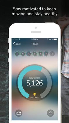 Let this nifty app guide and motivate you to better fitness. It's a BREEZE!