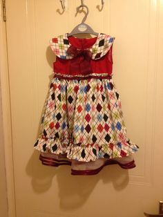 Dress I made for my niece