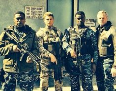 the last ship cast | The Last Ship