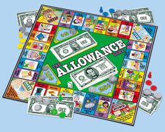 The Allowance Game®