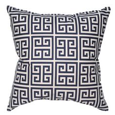 Greek Key Pillow at Joss & Main