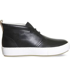 #CLARKS ORIGINALS Priddy leather desert #boots £100.00