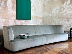 Roberto Lazzeroni MOOD #lazzeroni #design #sofa #mood