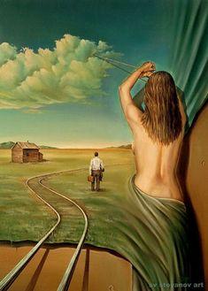 Surrealism and Visionary art: Svetoslav Stoyanov