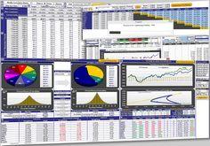 Portfolio optimization trading strategies
