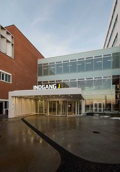 New University Hospital in Aarhus by C.F. Møller Architects, Cubo arkitekter & Schønherr Landskab