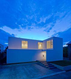 3×10 Court house | 茨城県の建築家 江ヶ崎 雅代さんの建築作品 | 建築家と家づくりをはじめよう HOUSECO