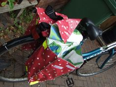 Sewing: DIY Bike Panniers